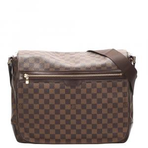 Louis Vuitton Brown Damier Ebene Canvas Spencer bag
