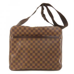 Louis Vuitton Brown Damier Ebene Canvas Dorsoduro Messenger Bag