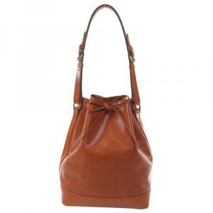 Louis Vuitton Brown Epi Leather Kenyan Fawn Noe Bag