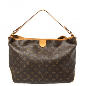 Louis Vuitton Monogram Canvas Delightful PM Bag