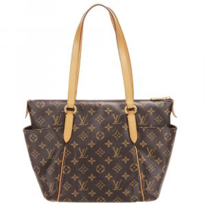 Louis Vuitton Brown Monogram Canvas Totally PM Bag
