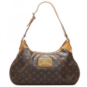 Louis Vuitton Brown Monogram Canvas Thames GM bag
