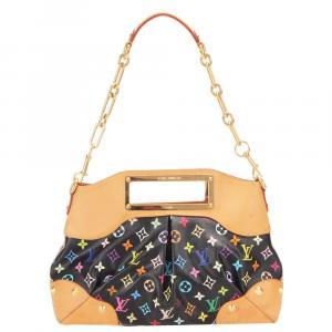 Louis Vuitton Multicolor Monogram Multicolore Canvas Judy GM Bag