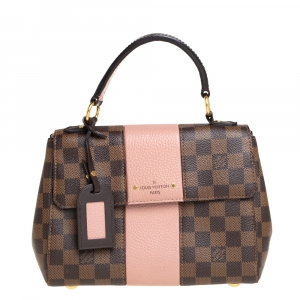 Louis Vuitton Magnolia Damier Ebene Bond Street BB Bag