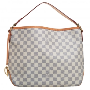 Louis Vuitton Damier Azur Canvas Delightful PM Bag