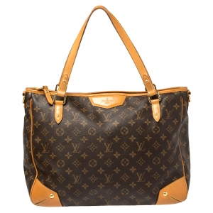 Louis Vuitton Monogram Canvas Estrela GM Bag