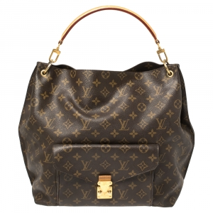Louis Vuitton Monogram Canvas Metis Bag