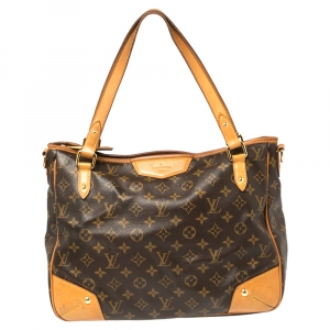 Louis Vuitton Monogram Canvas Estrela GM Bag