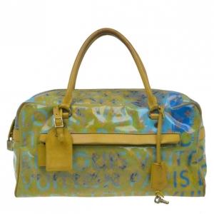 حقيبة لوي فيتون مونوجرام متعدد الألوان إصدار محدود بالب ويكيندر PM