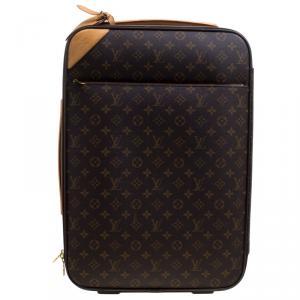 Louis Vuitton Monogram Canvas Pegase Legere 50 Suitcase