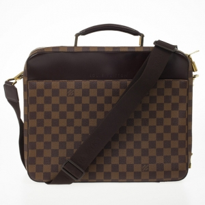 Louis Vuitton Damier Canvas Porte Ordinateur Sabana Laptop Bag