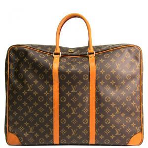 Louis Vuitton Monogram Canvas Sirius Soft 50 Suitcase