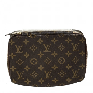 Louis Vuitton Monogram Canvas Monte Carlo Jewellery Box