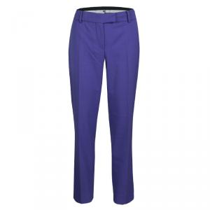 M Missoni Blue Tailored Trousers L