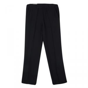 Maison Martin Margiela Black  Loose Fit Trousers L