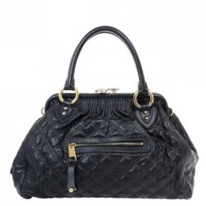 Marc Jacobs Black Stam Bag