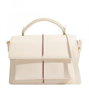 Marni Beige Leather Bag