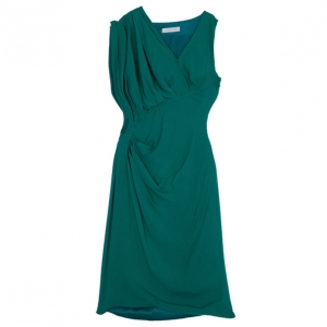 Matthew Williamson Green Cocktail Dress M