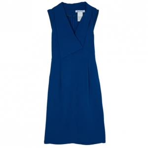 Max Mara Royal Blue Dress M