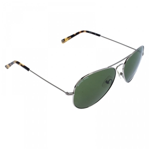 Michael Michael Kors Green M2047S Jetset Aviator Sunglasses