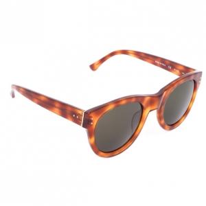 Michael Kors Brown MKS825 Monroe Cat Eye Sunglasses