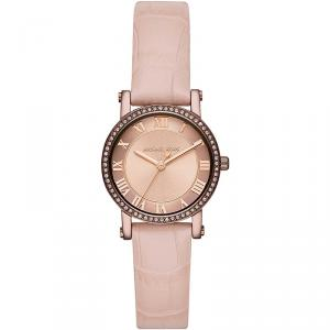 Michael Kors Rose Gold Stainless Steel Norie MK2723 Women's Wristwatch 28MM