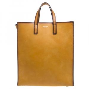 Michael Kors Tan Ombre Leather Prescott Tote