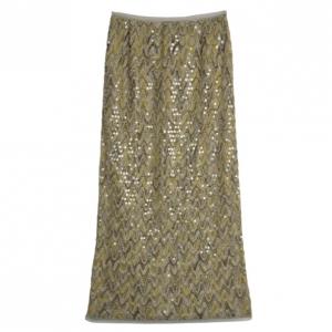 Missoni Maxi Sequin Skirt M