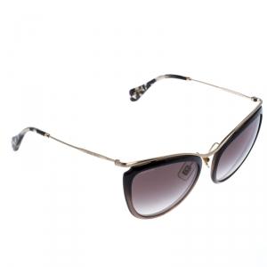 Miu Miu Ombre/ Grey Gradient SMU 51P Cat Eye Sunglasses