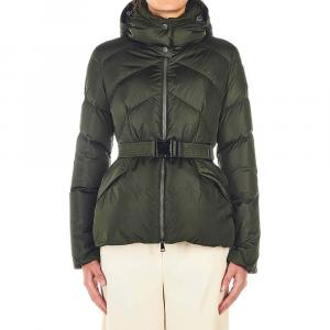 "Moncler Dark Green Down Jacket ""Aloes"" Size FR 1"