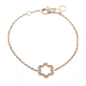 Montblanc Emblem 4810 Diamond 18K Rose Gold Bracelet