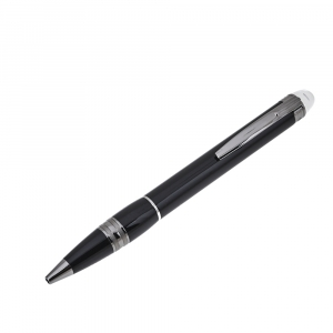Montblanc StarWalker Midnight Black Resin Ruthenium Coated Ballpoint Pen