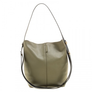 Mulberry Sage Green Leather Small Kite Bag
