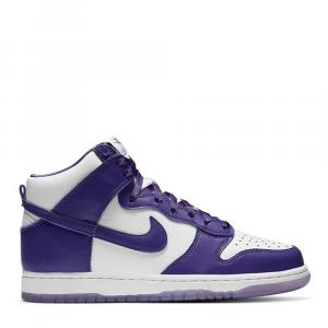 Nike Dunk High Varsity Purple Sneakers US Size 9 EU Size 40.5