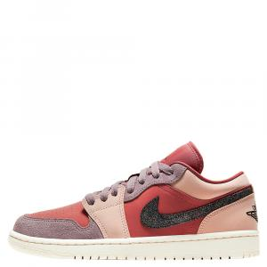 Nike Jordan 1 Low Canyon Rust Sneakers Size EU 38.5 (US 7.5W)
