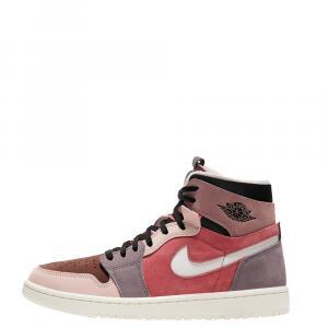 Nike Jordan 1 High Zoom Air CMFT Canyon Rust Sneakers Size EU 38 (US 7W)