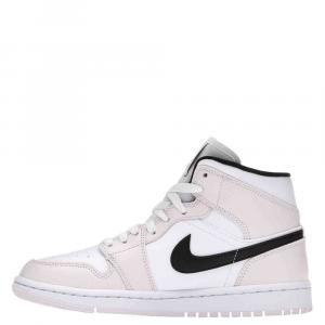 Nike Jordan 1 Mid Barely Rose Sneakers Size (US 7.5W) EU 38.5