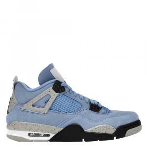 Nike Jordan 4 University Blue Sneakers Size US 7 (EU 40) - used