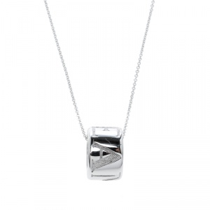 Pasquale Bruni Amore 18k White Gold Pendant Necklace
