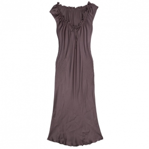 Philosophy Di Alberta Ferretti Satin Dress M