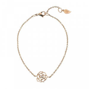 Piaget Rose Diamond & 18K Rose Gold Bracelet