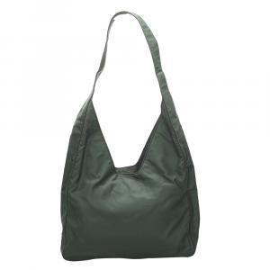 Prada Green Tessuto Bag