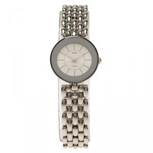 Rado Silver Stainless Steel Florence Women's Wristwatch 23 mm