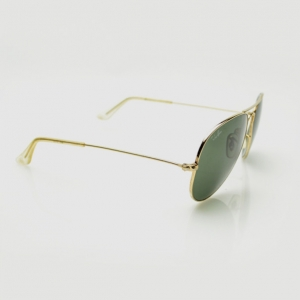 Ray-Ban Large Gold Rimmed Large 58 Aviators