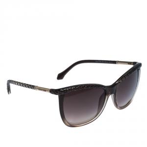 Roberto Cavalli Brown Gradient Kaus 874S Sunglasses