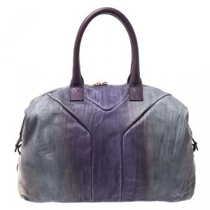 Saint Laurent Ombre Leather Medium Easy Y Bag