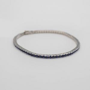 Salvini Sapphire 18 K Bracelet