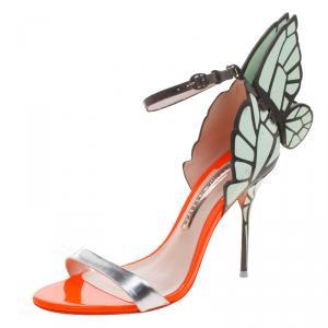 Sophia Webster Multicolour Leather Chiara Ankle Strap Sandals Size 38