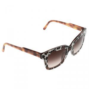 Stella McCartney Brown SM4039 Wayfarer Sunglasses
