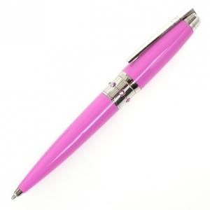 S.T. Dupont Paris Ladies Pink Resin Ballpoint Pen